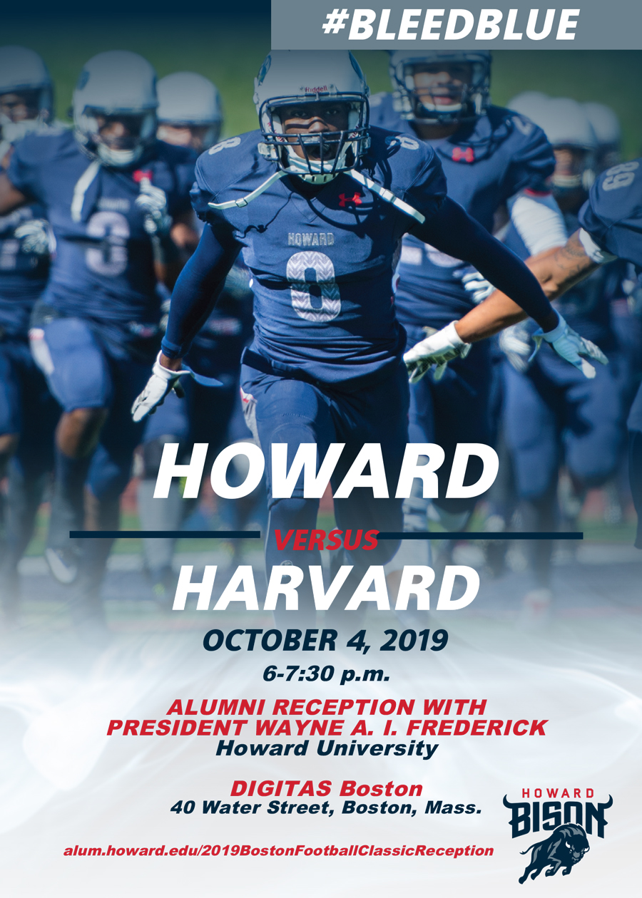 Boston Alumni President's Reception - Howard vs. Harvard